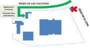 TIJUANA US CONSULATE BUILDING MAP